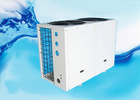 50KW commercial use air source heat pump water heater