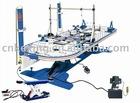 puller frame machine