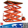 Electric hydraulic scissor lift