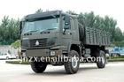 All-drive axle HOWO 4x4 Dump Truck ZZ3167M4327/LOWA