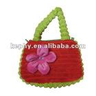 Sunflower cute collection kid plush handbag