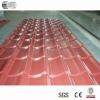 Pre-painted Galvanized Steel Sheet Tile