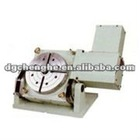 Manual tilting cnc rotary table
