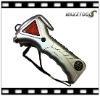Multifunctional Auto Safety Emergency Hammer With Flashlight