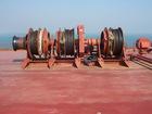 Winch, windlass, capstan (for marine & shipyard purpose)