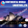 Freight Forwarding Service from China to Australia