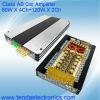 80X4+120X2AB Class AB car amplifier -High Power Car amplifier