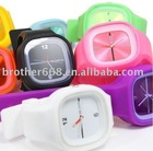 new silicone jelly watch 2012 ss.com ce and rohs are available