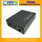 10/100/1000M Optical Fiber Media Converter (FEM-7804)