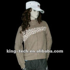 Women's casual wear reflective sportswear