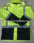 Inherently Flame Retardant Fabric for fireman