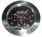 Watch shaped wall clock 34CM SIZE and any logos will be ok