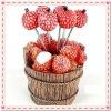 Wedding Gift waxberryDesign Fruit Fork