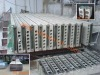 Mould for Eps and Cement Hollow Wall Panel
