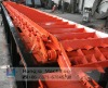 Chain scraper conveyor, conveying equipment