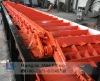 Chain scraper conveyor, conveying equipment