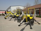 RUNSHINE towable excavator/backhoe