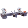window machine-Double Miter Saw for Aluminium/aluminum and PVC Profile