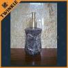 Honourable and graceful Stone Shampoo bottle