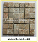 Natural Mixed Beige Stone Wall 300x300 Mosaic Tiles
