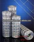 hinged joint fence/field fence/cattle fence/grassland fence/frairie fence hot dipped galvanized