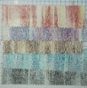glitter fabric with glue