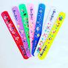 Personalized silicone slap bracelet, Manufactory