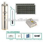 2012 New Design Stailnless Steel 316 Solar Pump / Solar Water pump