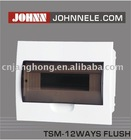Flush mounted Junction Box, distribution board/box