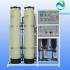 700L/H industrial RO water purifier 98% Desalting Rate