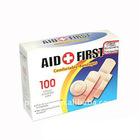 100Pcs New Non-Woven Fabrics Woundplast First Aid Aid Bandage
