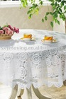 polyester Lace table cloth