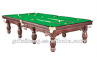 newest design wood billiar &snooker table,pls dial+86-15800092538