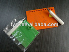 silicone memo pad with Mark pen/silicone writing board
