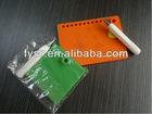 silicone memo pad with Mark pen/silicone writing board
