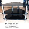 glass Tv rack design 17.7 USD