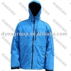 Men's blue jacket