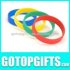 2011 Fashion Silicone team Bracelet