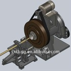 Hydraulic Pipe End Clamping Machine