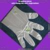 disposable CPE gloves (EVA gloves)