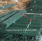 plastic coated bamboo poles