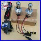 Aluminium alloy H4 bi-xenon HID xenon bulb