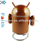 2011 new promotion gift! latest mini portable android speaker with LED indicators