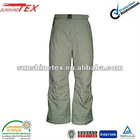 sportwear ski pants styles for men