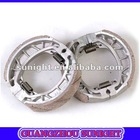 CG125,GN125,AX100 motorcycle brake shoe with high quality