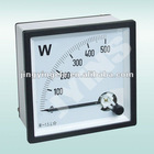 96*96mm Analog watte meter 100% guarantee with 18 month warranty ( JY-96)