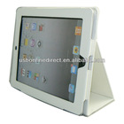 New Gen Premium Leather Case For iPad 3 3rd Hard Cover Pouch Flip Stand (PU)