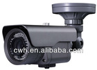 2012 Color night vision surveillance security camera with new white light technology