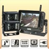 Wireless CCTV Camera Monitor Kits QY-5260312V