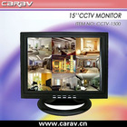 Good Quality 15''LCD Portable Surveillance Monitor